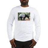 Cute Tapir Long Sleeve T-Shirt