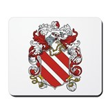 Lancelot Coat of Arms Mousepad