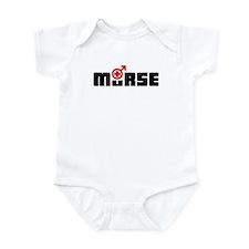Cute Registered nurse Infant Bodysuit