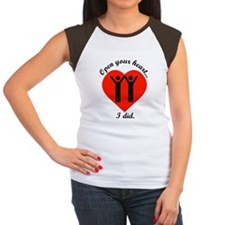 Open Your Heart Tee