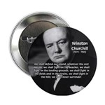 Churchill Fear of Truth Button