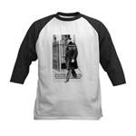 Churchill Fear of Truth Kids Baseball Jersey