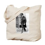 Churchill Fear of Truth Tote Bag