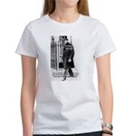 Churchill Fear of Truth Women's T-Shirt