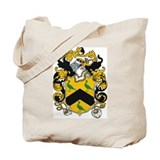 Landon Coat of Arms Tote Bag