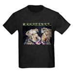 Airedale Terrier Kids Dark T-Shirt