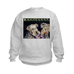 Airedale Terrier Kids Sweatshirt
