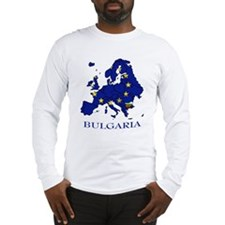 European Union - Bulgaria Long Sleeve T-Shirt