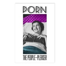 'People-Pleaser' Postcards (Pkg of 8)