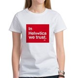 In Helvetica we trust - Women