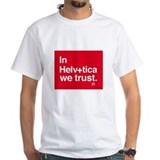 In Helvetica we trust - Men