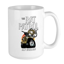 THE RAT PATROL Mug