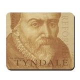 William Tyndale - Protestant Reformer (Mousepad)
