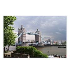 Tower Bridge - London Postcards (Package of 8)