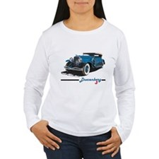 Unique Model a T-Shirt