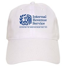 The IRS Baseball Cap