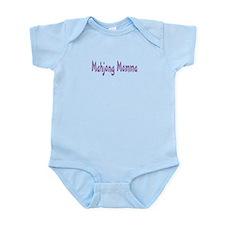 Mahjong Momma Infant Bodysuit