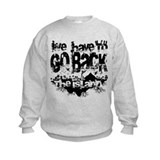 Go Back Sweatshirt