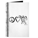 Peace, Love & Turtles Journal