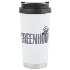 GREENHORN Ceramic Travel Mug