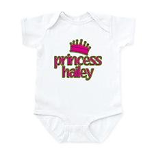 Princess Hailey Infant Bodysuit
