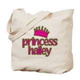 Princess Hailey Tote Bag
