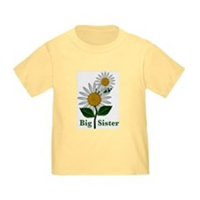 Daisies Big Sister T