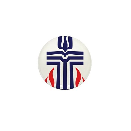 Presbyterian logo Mini Button (10 pack)