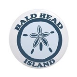 Bald Head Island NC - Sand Dollar Design Ornament