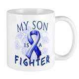 My Son Is A Fighter Small Mug