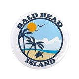 Bald Head Island NC - Sand Dollar Design 3.5&quot; Butt