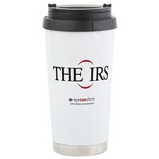 THE IRS Ceramic Travel Mug