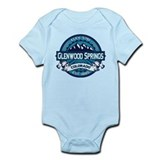Glenwood Springs Ice Infant Bodysuit