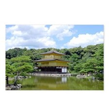 Japan Zen Kyoto Postcards (Package of 8)