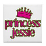 Princess Jessie Tile Coaster