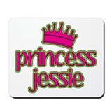 Princess Jessie Mousepad