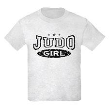 Judo Girl T-Shirt
