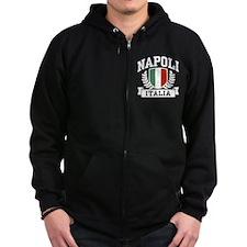 Napoli Italia Zip Hoody