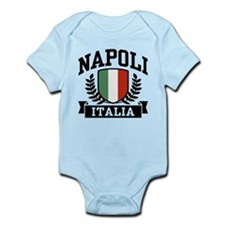 Napoli Italia Infant Bodysuit