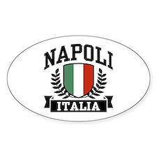 Napoli Italia Decal