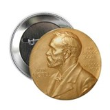 "Nobel Peace Prize 2.25"" Button"