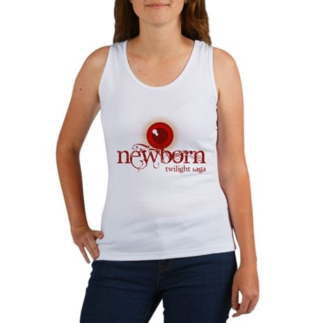 Twilight Newborn Women's Tank Top