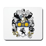 Levi Coat of Arms Mousepad