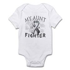 My Aunt Is A Fighter Infant Bodysuit