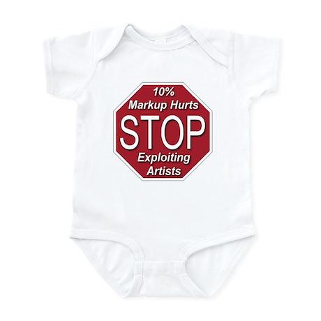 Stop Spamming Me Infant Bodysuit