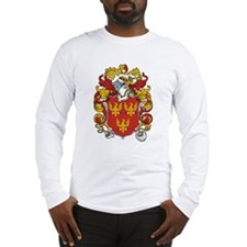 Lindsey Coat of Arms Long Sleeve T-Shirt