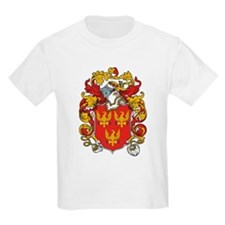Lindsey Coat of Arms Kids T-Shirt