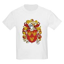 Lindsey Coat of Arms Kids T-Shirt