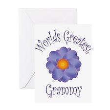 World's Greatest Grammy Greeting Card