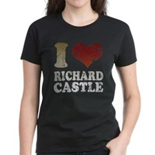 I heart Richard Castle Tee